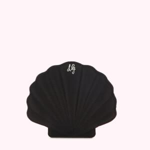 Shell サテンフレームパース ブラック