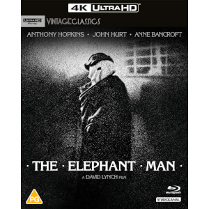 The Elephant Man (40th Anniversary Edition) - 4K Ultra HD