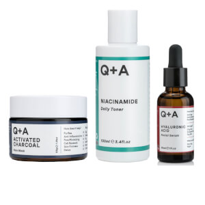 Q+A Exclusive Skin Balancing Trio