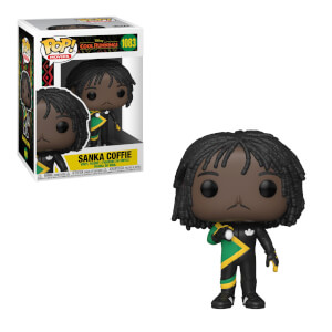 POP Movies: Cool Runnings- Sanka Coffie