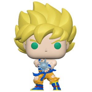 POP Animation: Dragon Ball Z S9- SS Goku mit Kamehameha Welle