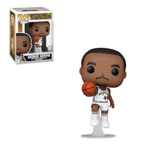 NBA -  Legends- George Gervin (Spurs in Casa) Figura Funko Pop! Vinyl