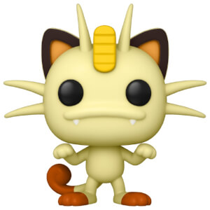 Pokemon Meowth Pop! Vinyl Figure