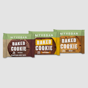 Vegan Baked Cookie Sample Bundle