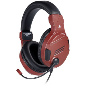 Sony Official Headset - Red