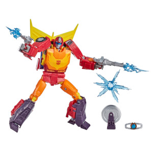 Hasbro Transformers Generations Studio Series DLX 86 Hot Rod Action Figure