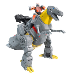 Hasbro Transformers Generations Studio Series DLX 86 Grimlock and Autobot Wheelie Action Figure
