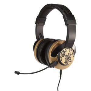 Nintendo Switch Gaming Headphones (Wired) - Pokémon Pikachu Gold