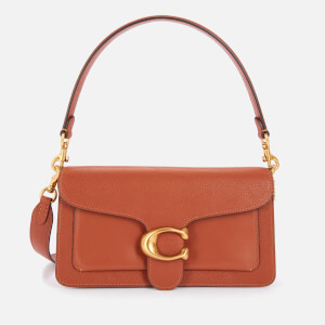 Coach Women's Mixed Leather Tabby Shoulder Bag 26 - 1941 Saddle