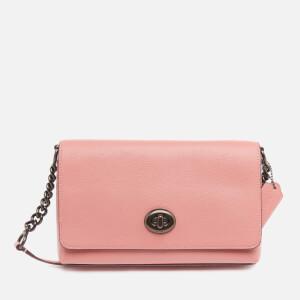Coach Women's Crosstown Cross Body Bag - Vintage Pink