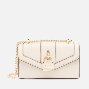 DKNY Women's Ella Shoulder Bag - Eggshell