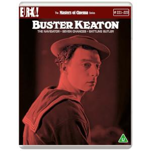 Buster Keaton: 3 Films - Volume 2 (Masters Of Cinema)
