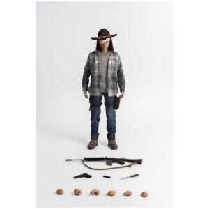 ThreeZero 1:6 The Walking Dead – Carl Grimes 1/6th Scale Action Figure