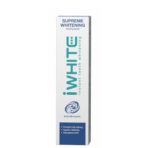 iWhite Supreme Whitening Toothpaste 75ml
