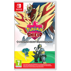 Pokémon Shield + Pokémon Shield Expansion Pass