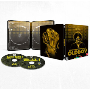 Oldboy - 4K Ultra HD Zavvi Exclusive Steelbook
