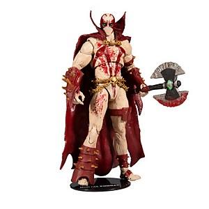 """McFarlane Toys Mortal Kombat 4 7"""" Figures - Spawn - Bloody Action Figure"""