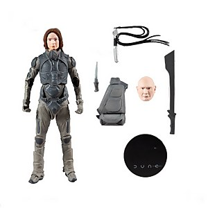 "McFarlane Toys Dune Build-A 7"" Figures 1 - Lady JessicaAction Figure"