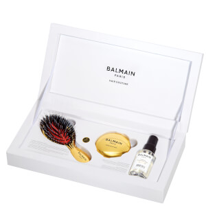 Balmain Golden Spa Brush Mini Set