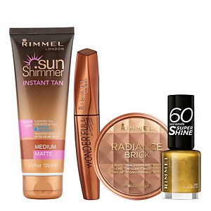 Rimmel Bronze Beauty Bundle
