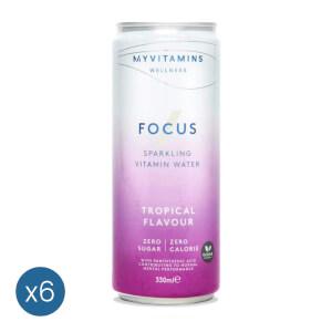 Focus Sparkling Vitamin Water
