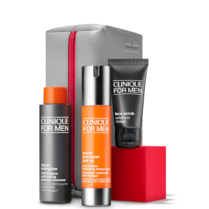 Clinique Super Energizes Skin Kit for Him