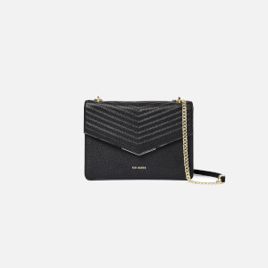 Ted Baker Women's Beckeey Quilted Envelope Cross Body Bag - Black