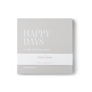 Printworks Happy Days Photo Album Book - Small