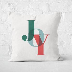 Joy Square Cushion