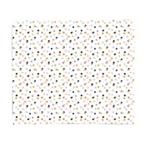 Christmas Spots Pattern Fleece Blanket