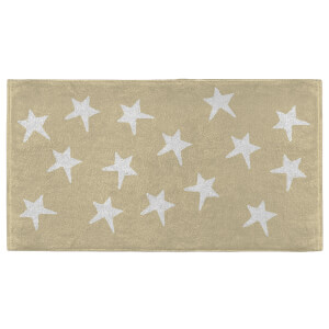 Big Stars Mustard Fitness Towel