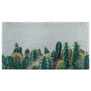 Cactus Fitness Towel