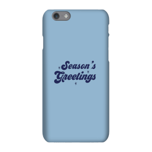 Seasons Greetings Phone Case for iPhone and Android