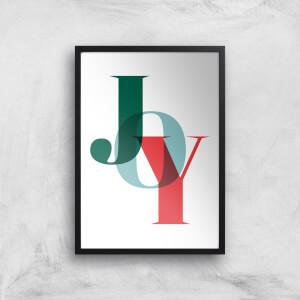 Joy Giclee Art Print
