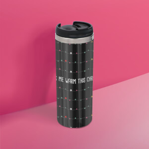 Keeping Me Warm This Christmas Stainless Steel Thermo Travel Mug