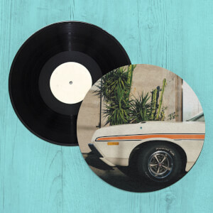 Retro Car Slip Mat