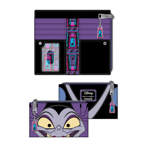 Loungefly Disney Emperors Ng Yzma Cosplay Flap Wallet