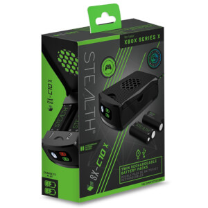 Series X Twin Rechargeable Battery Packs