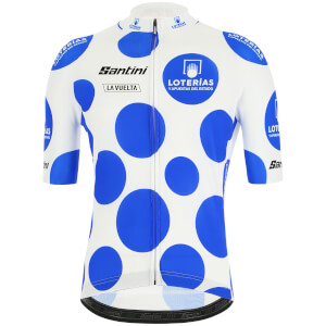 Santini La Vuelta 2020 King of the Mountain Jersey