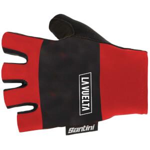 Santini La Vuelta 2020 Angliru Gloves
