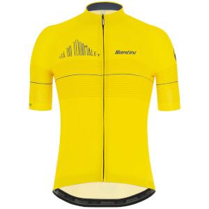 Santini La Vuelta 2020 Col Du Tourmalet Jersey