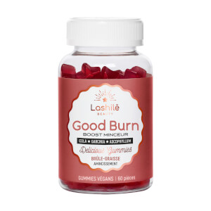Lashilé Good Burn 60 Pieces Boost