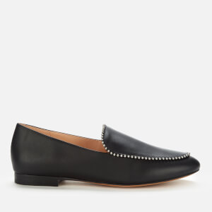 Coach Women's Harper Leather Loafers - Black