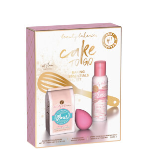 Beauty Bakerie Cake to Go-Baking Essential Kit (Worth £42.30) (Various Shades)