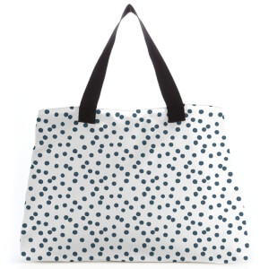 Dots Large Tote Bag
