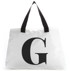 G Large Tote Bag