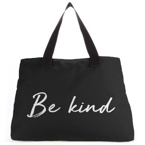 Be Kind Large Tote Bag