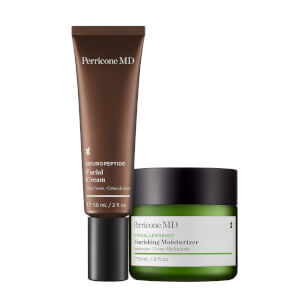 Neuropeptide Facial Cream & Hypoallergenic Moisturiser - Outlet
