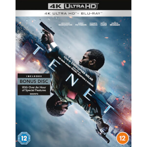 Tenet - 4K Ultra HD (Includes Blu-ray)