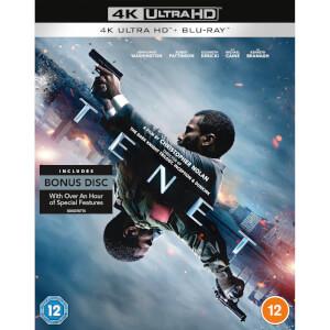 Tenet - 4K Ultra HD (Includes Blu-ray)